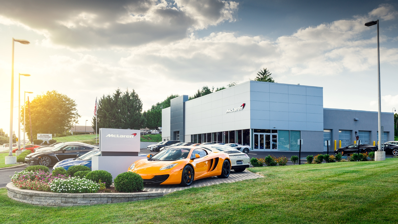 McLaren, West Chester PA