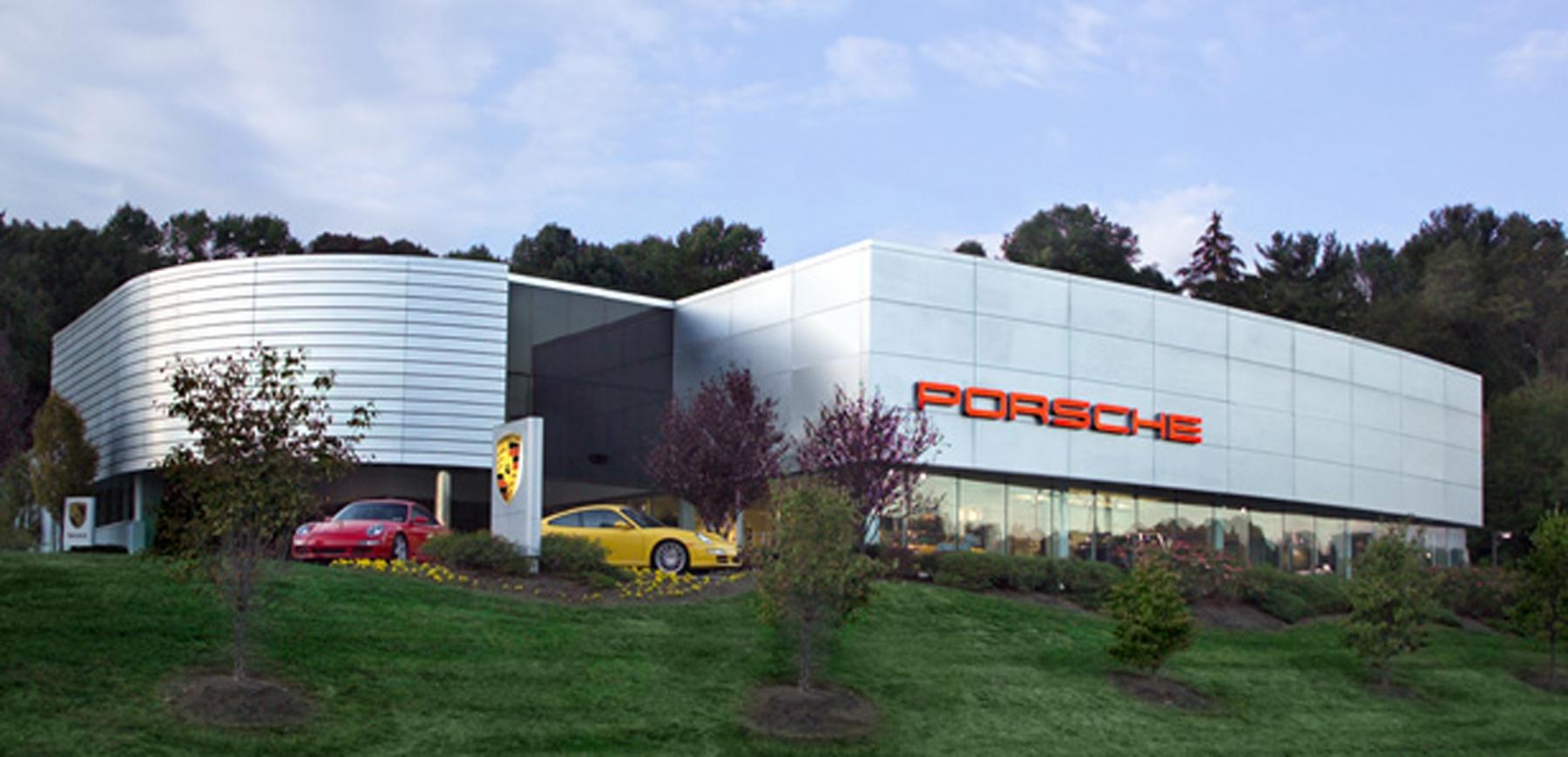 Porsche, Newtown Square PA